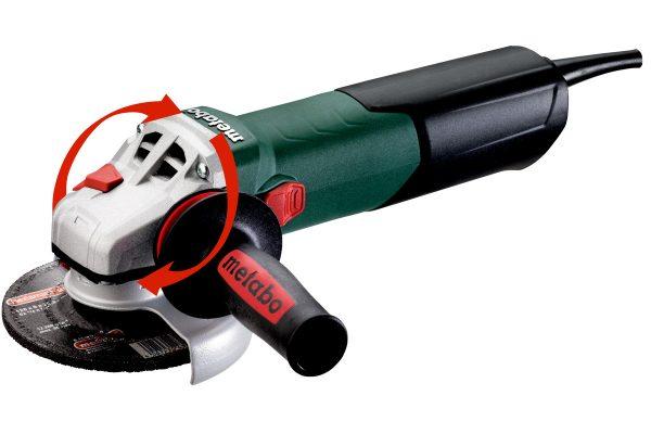 3t tecnologie; 3t shop; smerigliatrice Metabo; smerigliatrice angolare; 3t tecnologie Metabo;WEA 17 125;