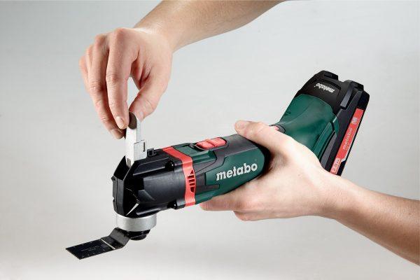 multifunzione;multfunzione a batteria;multifunzione Metabo;multitool;multitool Metabo; Mt18 ltx;3t shop;3t tecnologie;3tshop;