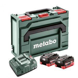 batterie metabo;6851300;85130;kit batterie metabo;batteria metabo;3t shop;3t tecnologie;