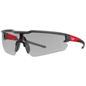 occhiali;occhiali milwaukee;occhiali di sicurezza;occhiali antinfortunistici;milwaukee;3tshop;3t tecnologie;occhiali grigi;lenti grigie;