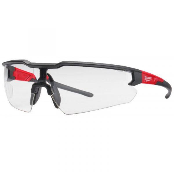 occhiali;occhiali milwaukee;occhiali di sicurezza;occhiali antinfortunistici;milwaukee;3tshop;3t tecnologie;occhiali trasparenti;lenti trasparenti;